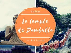 Temple Dambulla Sri Lanka