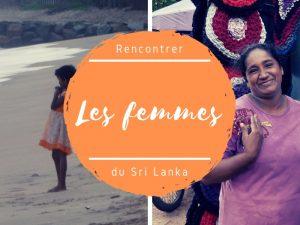 Rencontrer les femmes au Sri Lanka