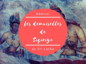 Les demoiselles de Sigiriya