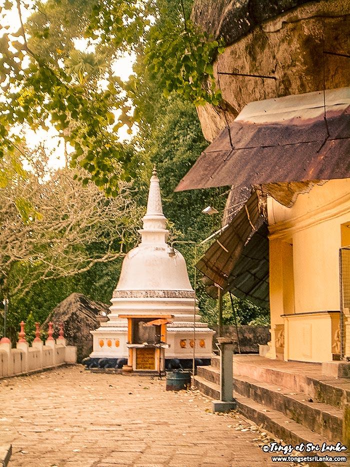 stupa mulkirigala