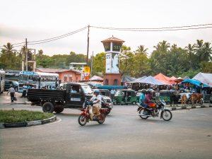 marché ouvert Tangalle