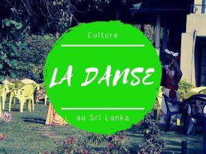 La danse au Sri Lanka