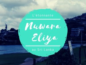 Nuwara Eliya au Sri Lanka