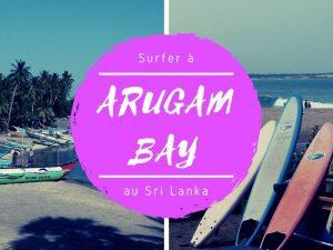 Arugam Bay au Sri Lanka