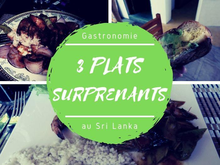 3 expériences gastronomiques surprenantes au Sri Lanka
