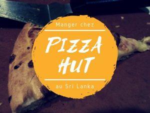 Pizza Hut au Sri Lanka