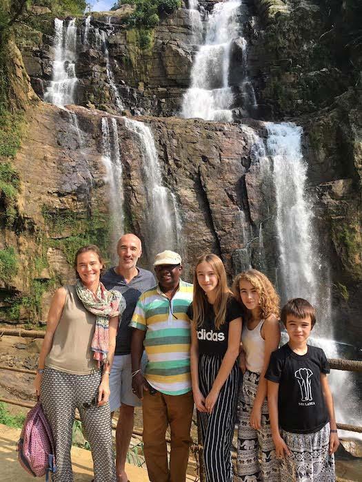 rohitha guide famille sri lanka
