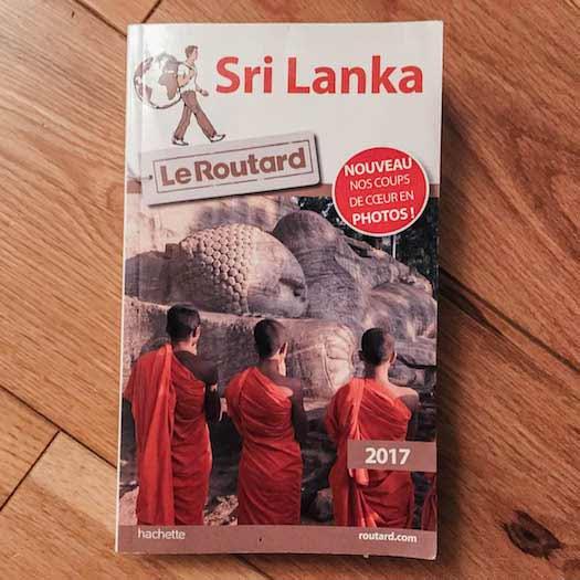 Guide du Routard Sri Lanka