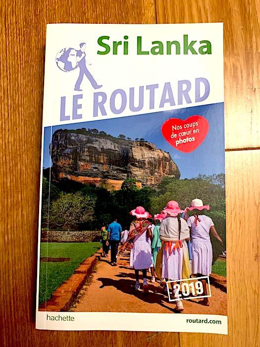 Guide du Routard Sri Lanka 2019