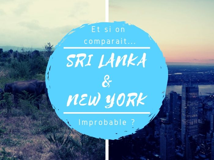 Les points communs improbables entre Sri Lanka et New York