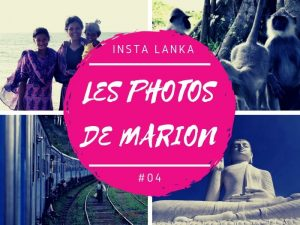 Insta Lanka les photos de Marion au Sri Lanka