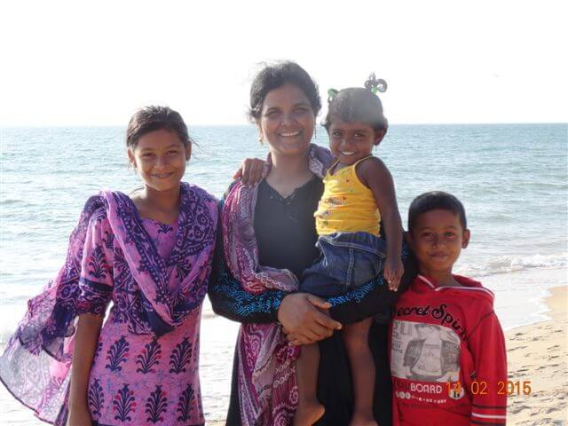 Insta Lanka #4 – Les couleurs sri lankaises de Marion
