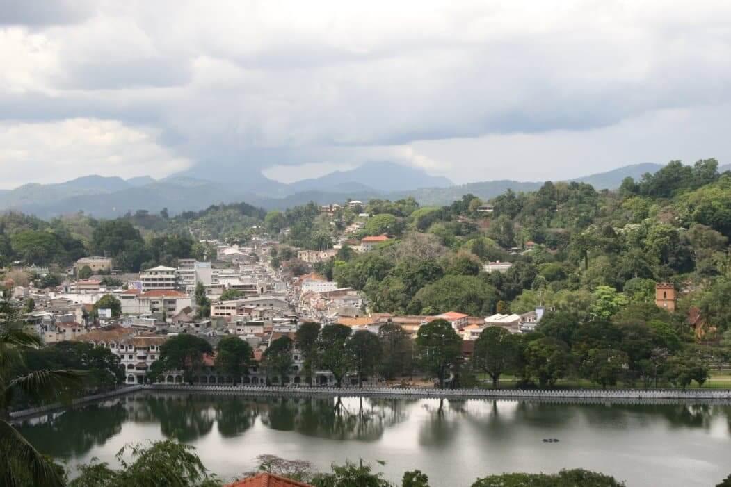 A la découverte de Kandy