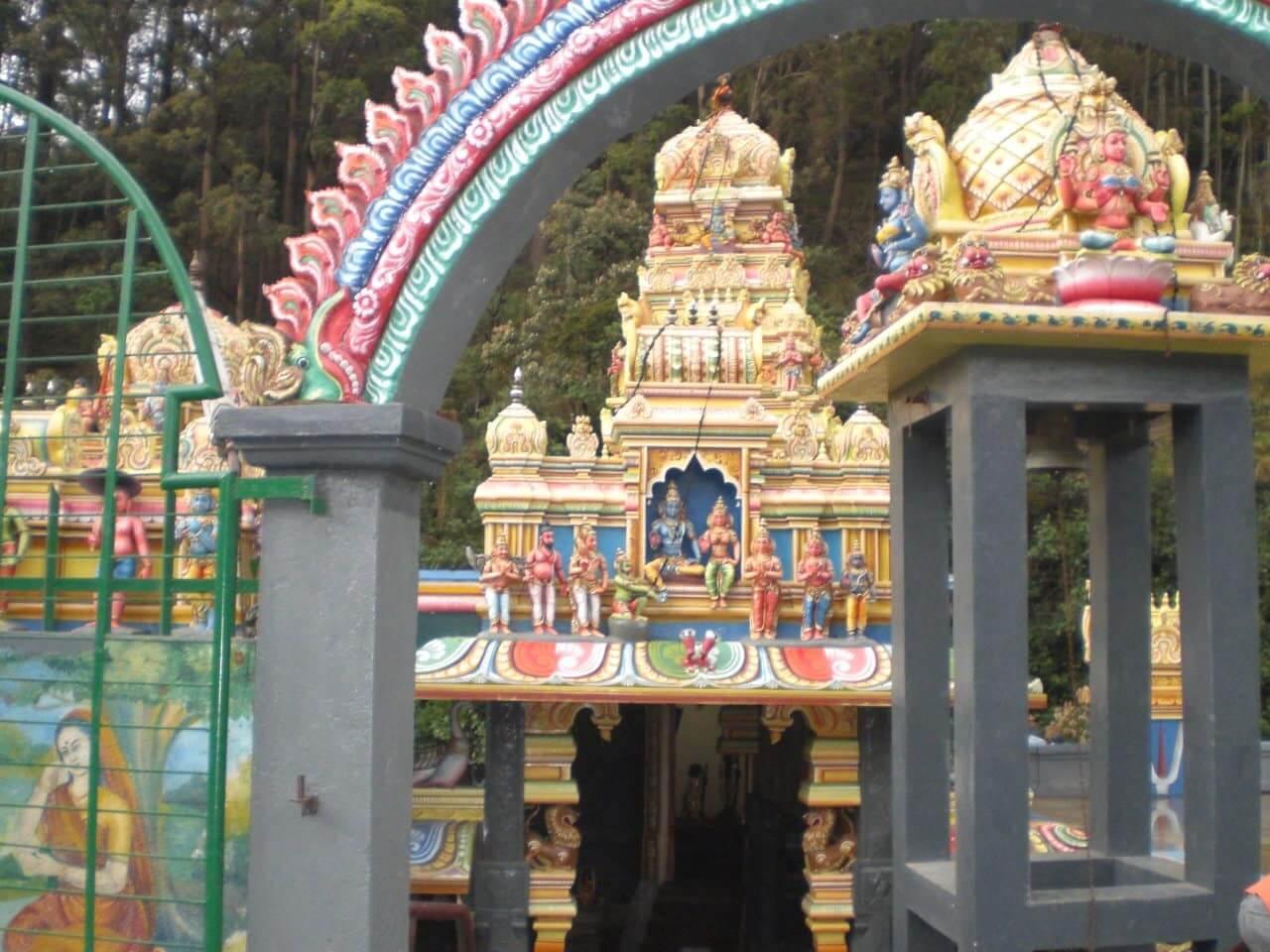 Le Sri Lanka et l'Hindouïsme
