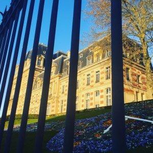 La mairie de Versailles comme un air de printemps enhellip
