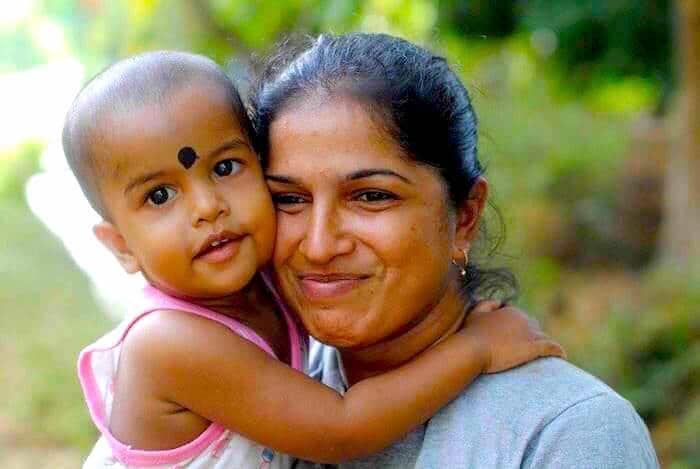 famille-femme-sri-lanka