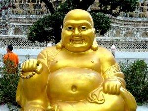 Bouddha en Thaïlande