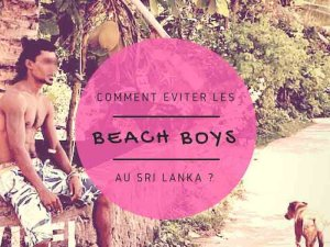 beach boy au sri lanka