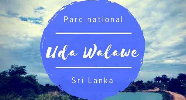 Le parc national d'Uda Walawe au Sri Lanka ou le royaume des éléphants