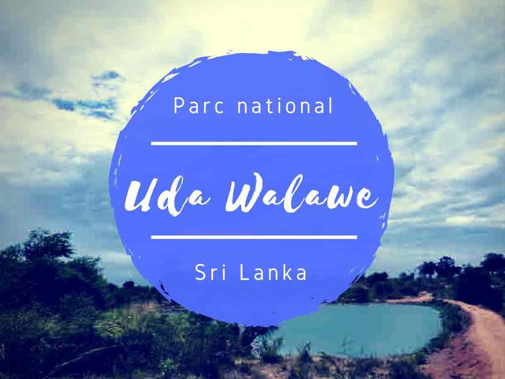 Uda Walawe parc national