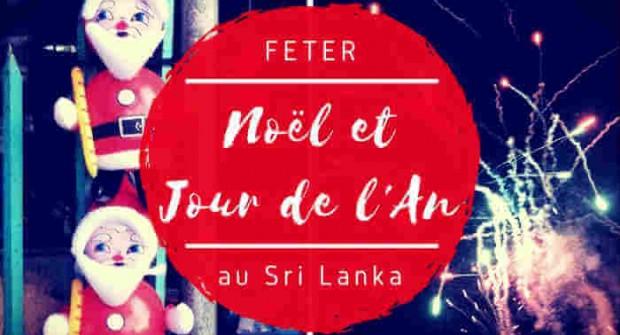 Noël et le jour de l'An au Sri Lanka : où faire la fête sur l'île ?