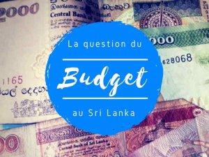 Budget au Sri Lanka par Tongs et Sri Lanka