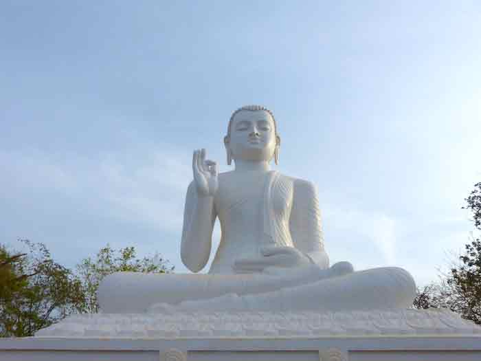 Tongs et Sri Lanka- Stage au Sri-Lanka - Bouddha