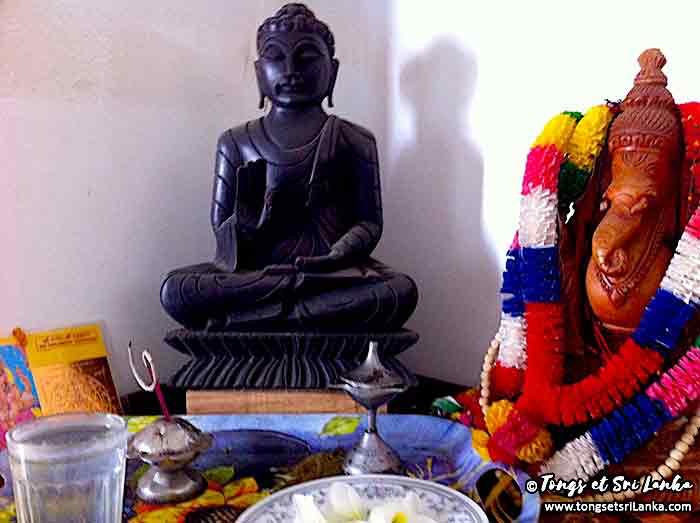 Bouddha au Sri Lanka par Tongs et Sri Lanka