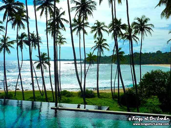Boutique hotel au Sri Lanka