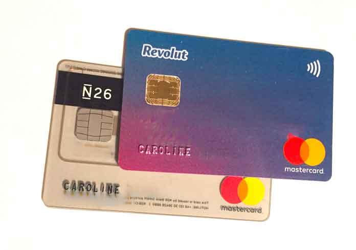 cartes bancaires revolut et n26 pour argent au sri lanka