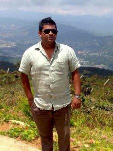 Isuru le chauffeur remplaçant de Rohitha au Sri Lanka