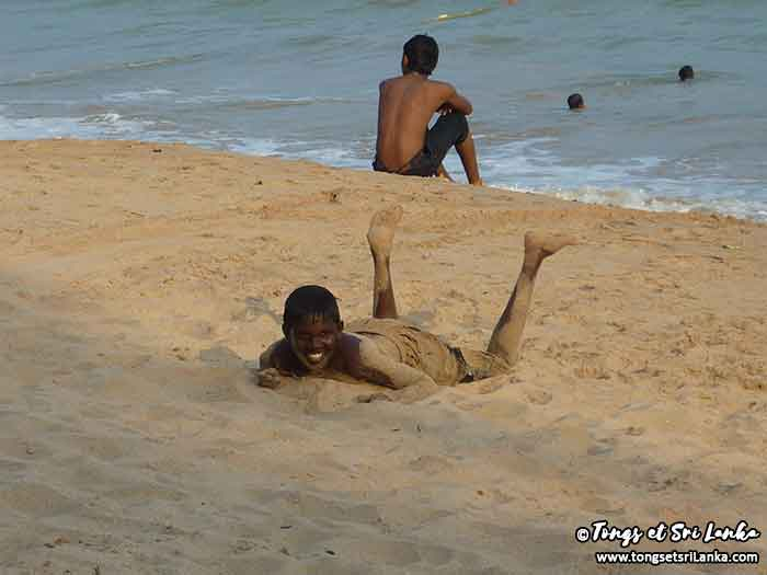 Smile, it's free : le sourire sri lankais !