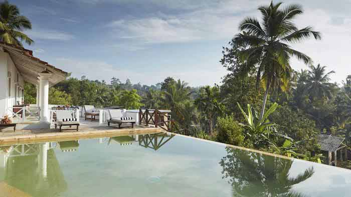 Villa à Galle au Sri Lanka