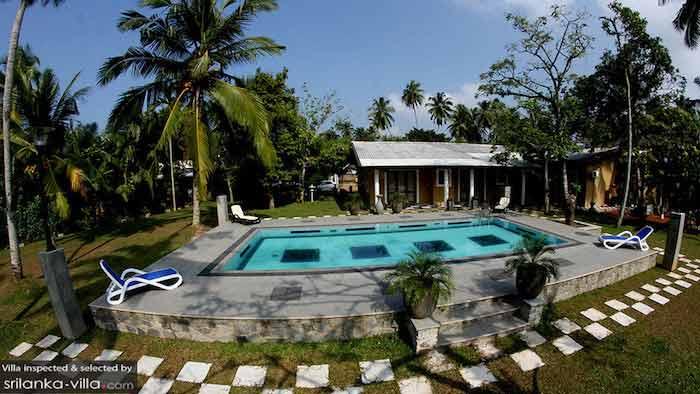 Louer une villa vers Galle au Sri Lanka