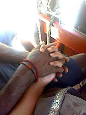 histoire d'amour au Sri Lanka avec un beach boy