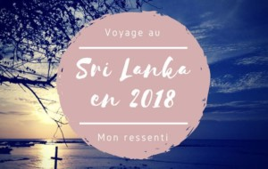 Le Sri Lanka en 2018, tu en as pensé quoi de ce 9ème voyage ?