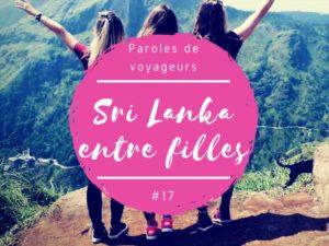 Voyager au Sri Lanka entre filles
