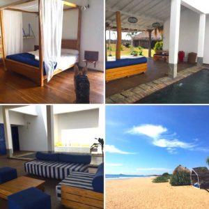 Nilaveli hotel Amanta beach