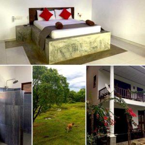 Sigiriya hotel Goddess Garden