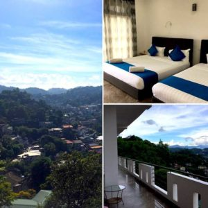 Kandy hotel secret view