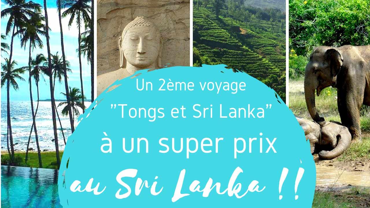 2ème voyage au Sri Lanka avec Caroline