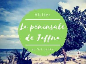 péninsule de jaffna