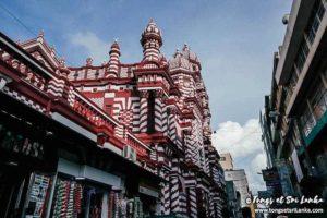 Colombo Pettah mosquee