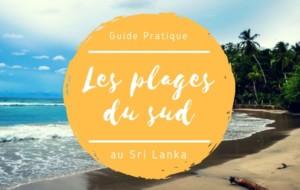 Les plages du sud au Sri Lanka : le guide complet !