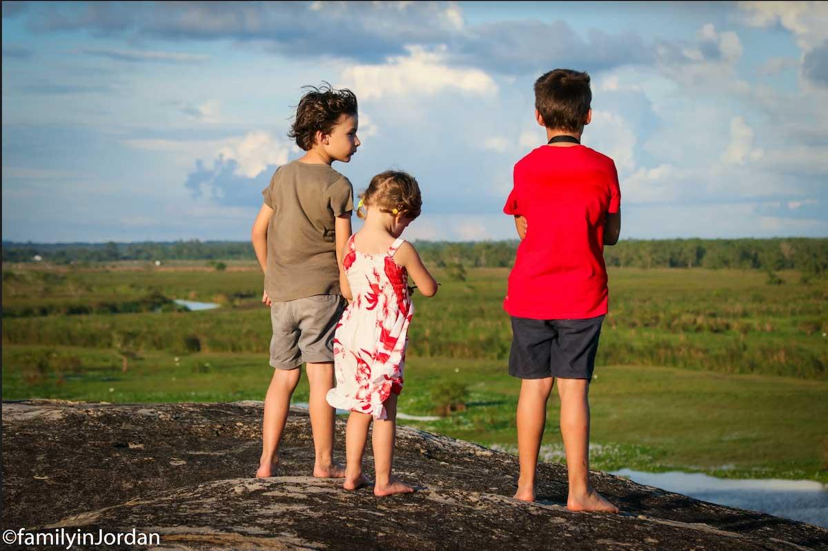 voyage avec des enfants au sri lanka