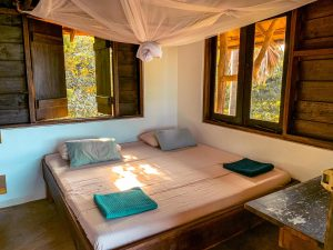 komari hilltop cabanas chambre