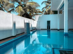 Leighton resort negombo piscine