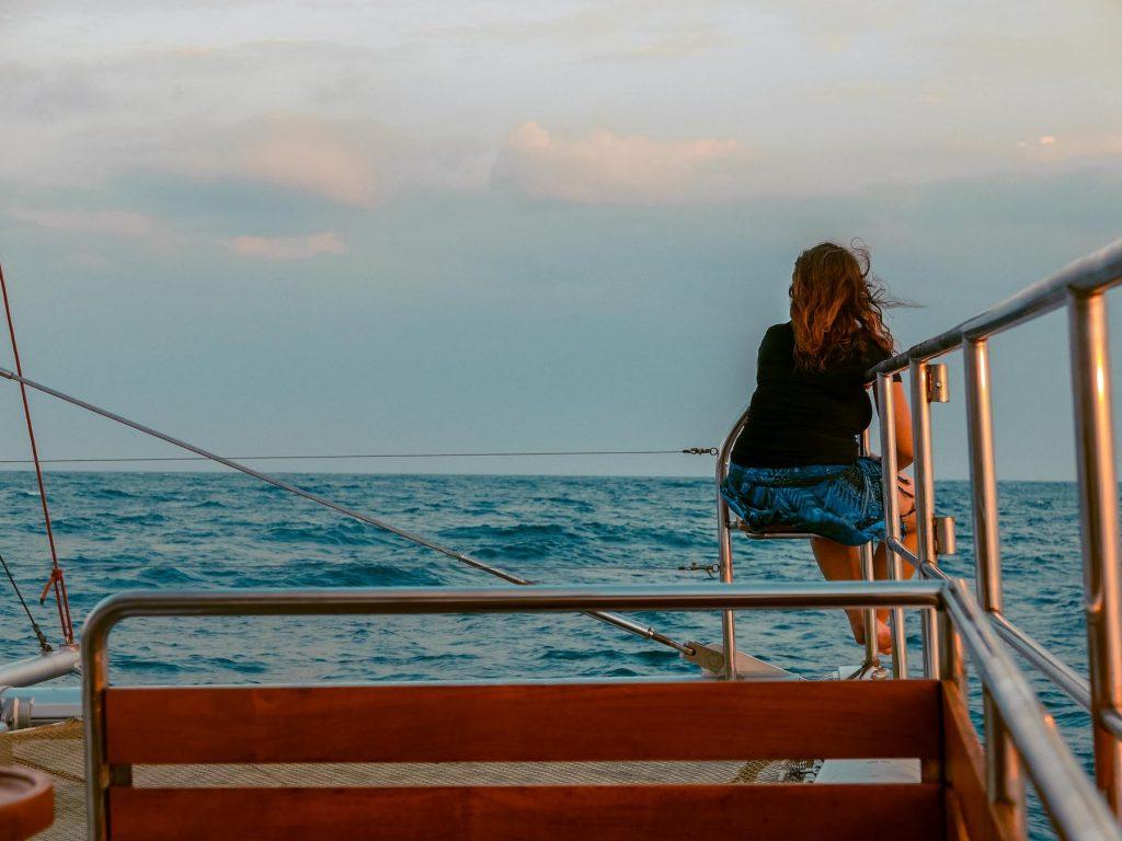 faire du bateau au sri lanka