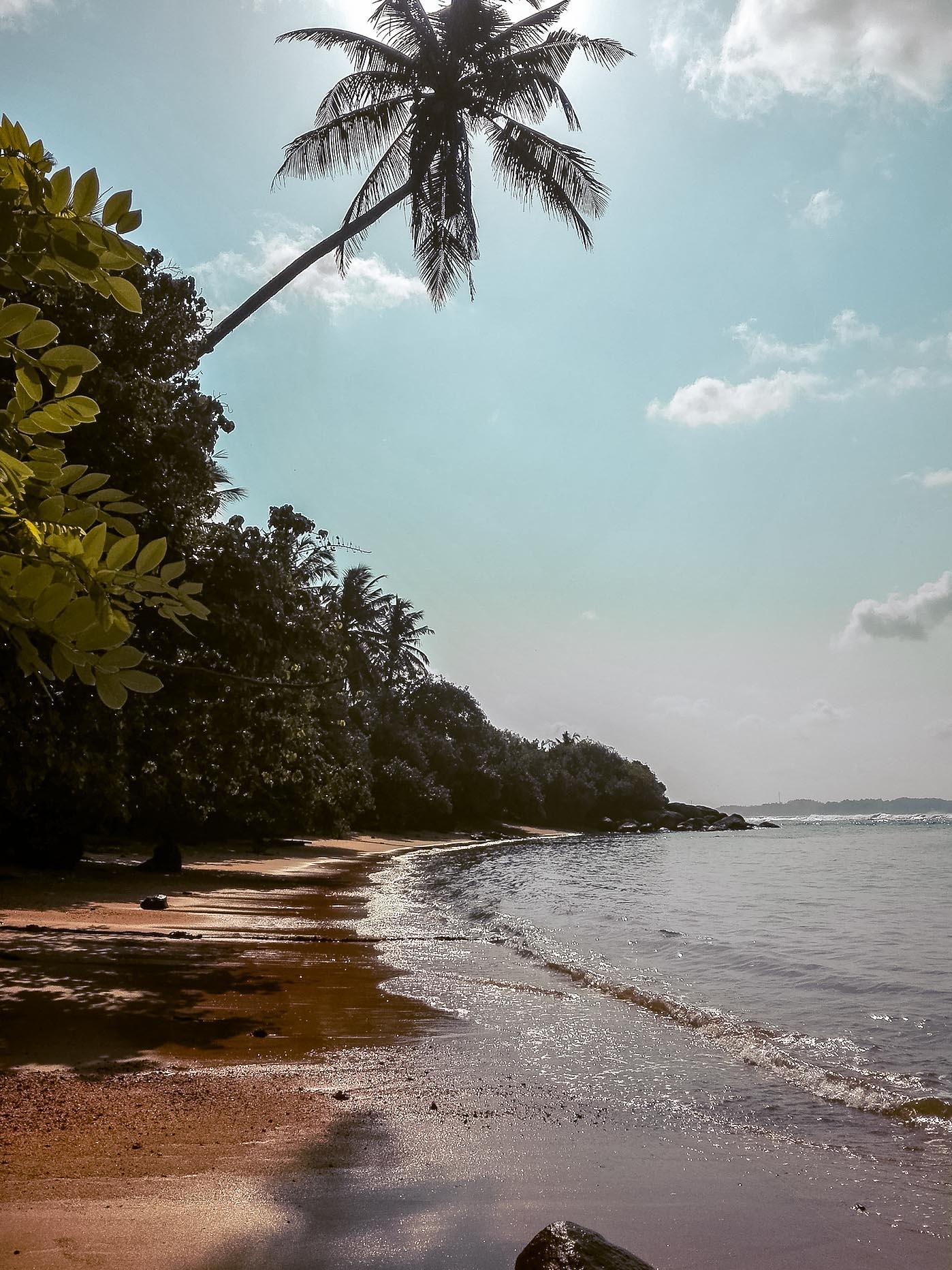 Secret beach weligama