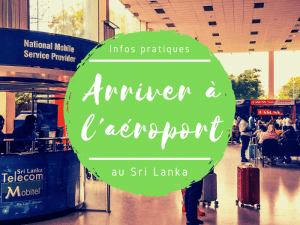 aeroport au sri lanka